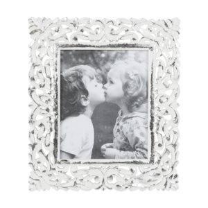 Bilde av Bourdeaux ramme hvit
