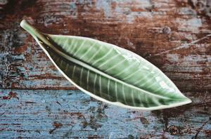 Bilde av Skål formet som et blad